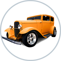 Tennessee Classic Car insurance coverage